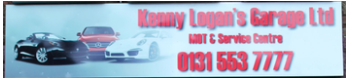 Kenny Logans Garage Offers