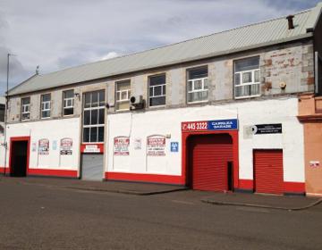 Cairnlea Garage