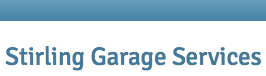 Stirling Garage Services Ltd