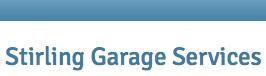 Stirling Garage Services Ltd