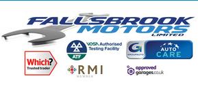 Fallsbrook Motors