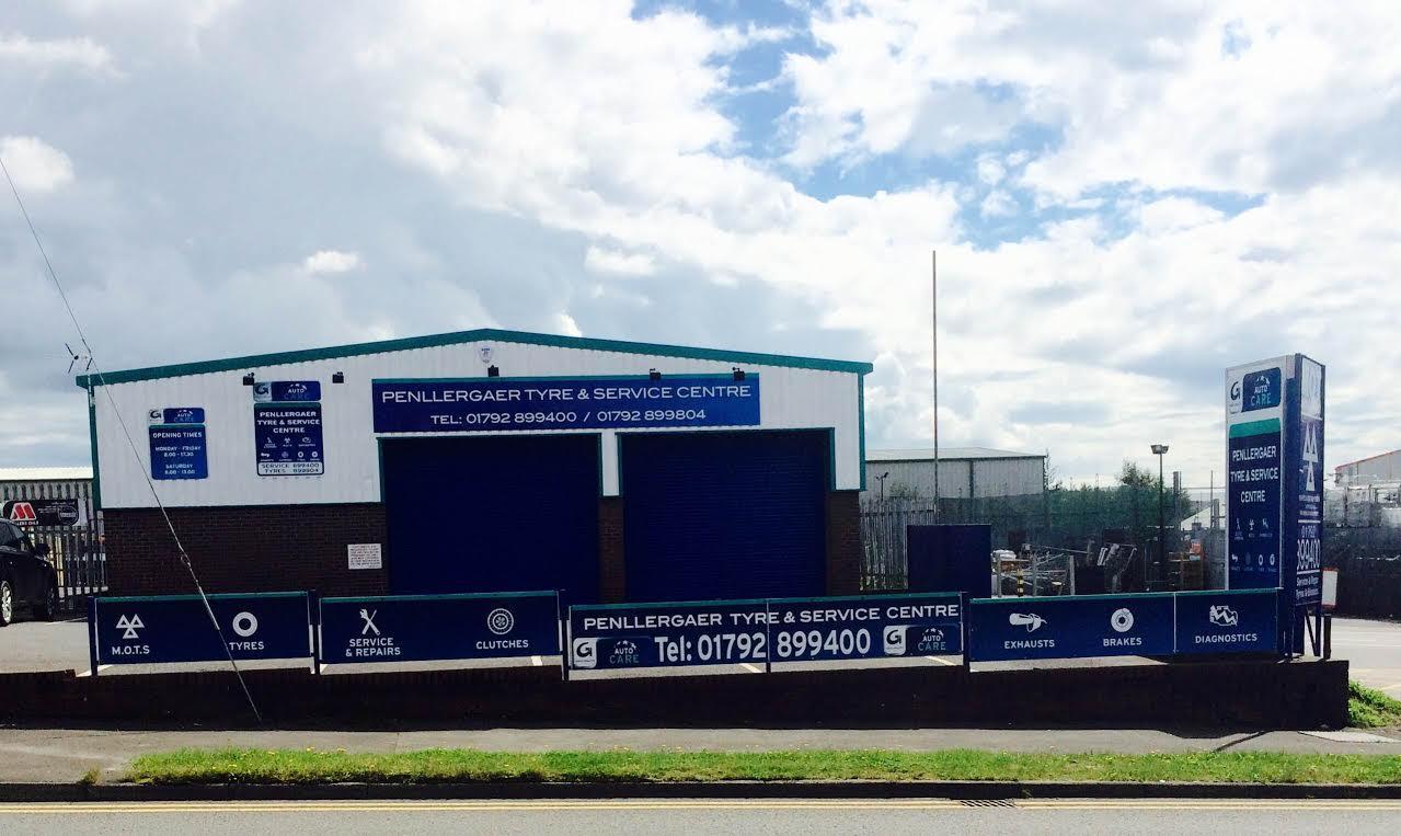 Gorseinon Tyre & Service Centre Ltd
