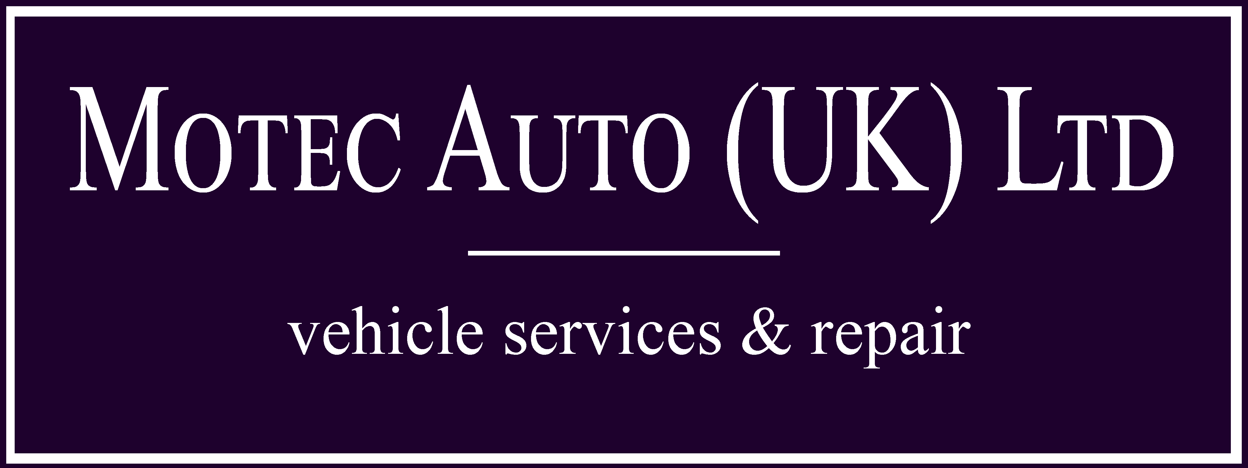 Motec Auto (Uk) Ltd